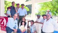 En Durazno remató Zambrano & Cía. con Banco República. Foto: Pablo D. Mestre