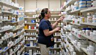 Farmacias tampoco podrán vender medicamentos por Internet o a través de call centers. Archivo El País.