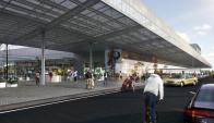 El sistema de free shops del shoppings no contemplará al público local. Foto: Difusión