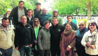 En la Rural de Durazno remató Escritorio Ramos y García. Foto: Älvaro Aguiar
