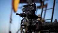 Pozo de petróleo. Foto: Reuters.