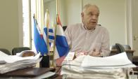 Pérez Manrique presidirá la Corte hasta febrero de 2017. Foto: archivo El País