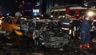 Atentado en Turquía deja más de 20 muertos. Foto EFE