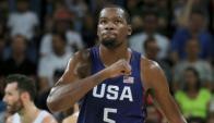 Kevin Durant, la estrella