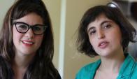 Alumna y Maestra: Carmen Pi fue una de las que inició a Bedó. Foto: A. Pintos.