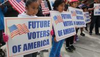 Elecciones en Estados Unidos. Foto: EFE