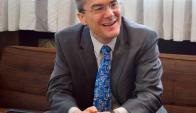 El encargado de Negocios de la Embajada de Estados Unidos, Brad Freden