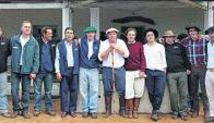 """En el local """"Ansina"""" remató Escritorio Valdez y Cía. Foto: archivo El País"""