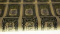 Billete de un dólar. Foto: Archivo El País