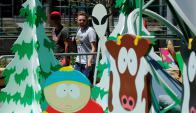 San Diego Comic-Con espera recibir más de 160.000 personas. Foto: Reuters