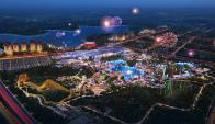 Inauguración. Se adelantó a la de Disney en Shangái, que será el jueves 16. Foto: Gentileza Wanda.