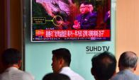 Ayer el Consejo de Seguridad de la ONU condenó por unanimidad a Corea del Norte. Foto: AFP
