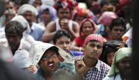India se convertirá el país más poblado en 2022. Foto: EFE.