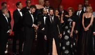 Premios Emmy. Foto: AFP