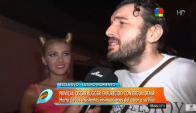 Candelaria Ruggeri y Ergün Demir (Foto: captura tv)