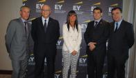 Alejandro Barboni, Luis Montone, Martha Roca, Leonardo Costa, Marcelo Recagno.