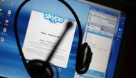 Virus circula por usuarios de Skype