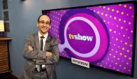 Diego Delgrossi en Tv Show.