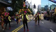 Desfile Inaugural de Carnaval. Foto: El País