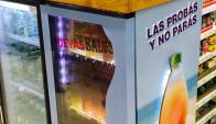 Sinergia Tech. Creó dos de las pantallas que funcionan en heladeras de Salus. Foto: Gentileza Sinergia Tech.