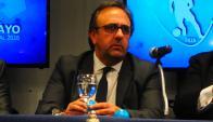 Jorge Casales. Presidente de la Mesa Ejecutiva de Primera