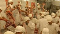China es el principal para la carne vacuna uruguaya. Foto: Archivo El País