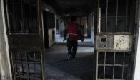 Cárceles: Los comisionados negocian con los presos. Foto: Archivo El País