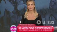 Mariana Fabbiani. Foto: El Trece | YouTube (Captura)