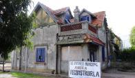 Reparar la propiedad de Malvín tendría un costo cercano a US$200.000. Foto: M. Bonjour.