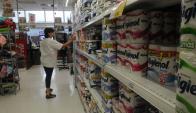 Algunos productos ya subieron de precio, pero no es algo desmedido dicen almaceneros. Foto:  F.Flores