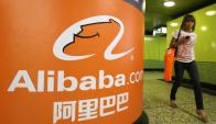 Alibaba. El sitio ya cuenta con su plataforma de pagos online, Alipay, que realiza unos 80 millones de transacciones diarias.  (Foto: AFP)