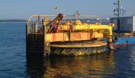 La mitad financiada del embarque de petróleo se puede pagar con alimentos. Foto: R.Figueredo.
