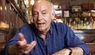 Eduardo Galeano. Foto: Archivo El País