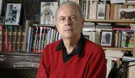 Autor: Patrick Modiano ganó el Nobel de Literatura en 2014.