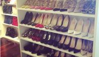 Los zapatos de Wanda