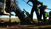 Pasan los meses y el proyecto de la minera de Valentines está cada mes más estancado.