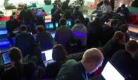La programación es una nueva alternativa laboral para los jóvenes del Río de la Plata. Foto: Reuters.