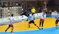 Selección uruguaya de handball masculina