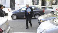 Astori volvió a defender la participación de Uruguay en el TISA. Foto: Darwin Borrelli