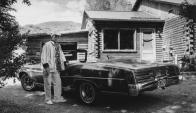 El rancho de Hunter Thompson, creador del periodismo gonzo. Foto: Getty.