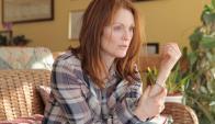 """La actriz interpreta a una enferma de Alzheimer en """"Siempre Alice"""", a estrenarse el jueves."""
