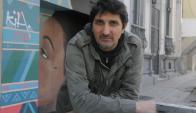 """""""En Uruguay están todos los ingredientes para hacer una buena película"""" (foto: Ariel Colmegna)"""