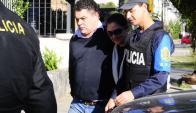 Jueza Sánchez remitió a la cárcel a Pedro Leone como autor del secuestro. Foto: M.Bonjour.