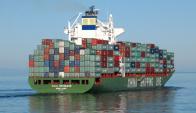 Barco carguero. Foto: Archivo El País
