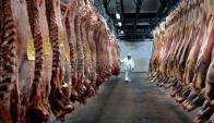 Con la recuperación de su crisis Europa demandará más carne. Foto: AFP