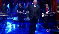 David Letterman, con Future Islands