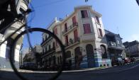 La esquina de Gómez y Piedras es un ejemplo de transformación urbana. Foto: F. Ponzetto