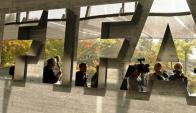 Sede de FIFA. Foto: Reuters.