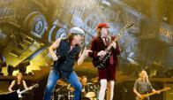 AC/DC se presentará en vivo en la ceremonia de los Grammy. Foto: Reuters