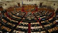 El Parlamento quedó oficialmente disuelto este miércoles. Foto: Reuters
